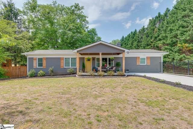 1317 Memorial Drive Extension, Greer, SC 29651 (#1443153) :: Hamilton & Co. of Keller Williams Greenville Upstate