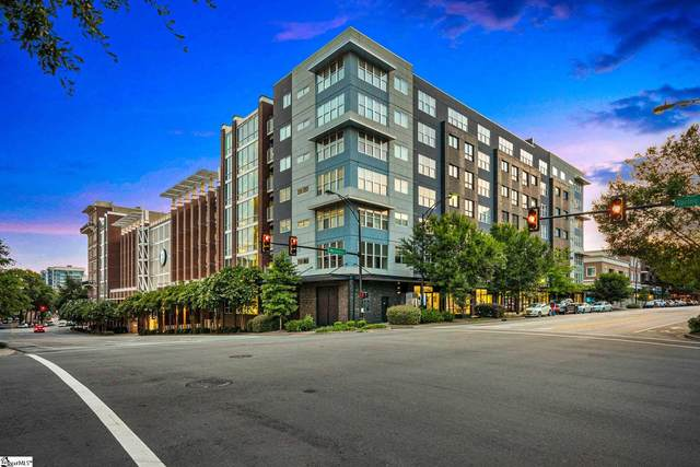 100 E Washington Street #25, Greenville, SC 29601 (#1443218) :: The Haro Group of Keller Williams