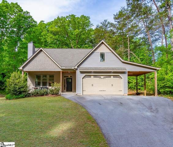 70 Ora Vista Brae Lane, Greer, SC 29651 (#1443268) :: Hamilton & Co. of Keller Williams Greenville Upstate