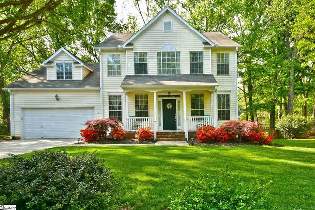 109 Summerwalk Place, Simpsonville, SC 29681 (#1443271) :: DeYoung & Company