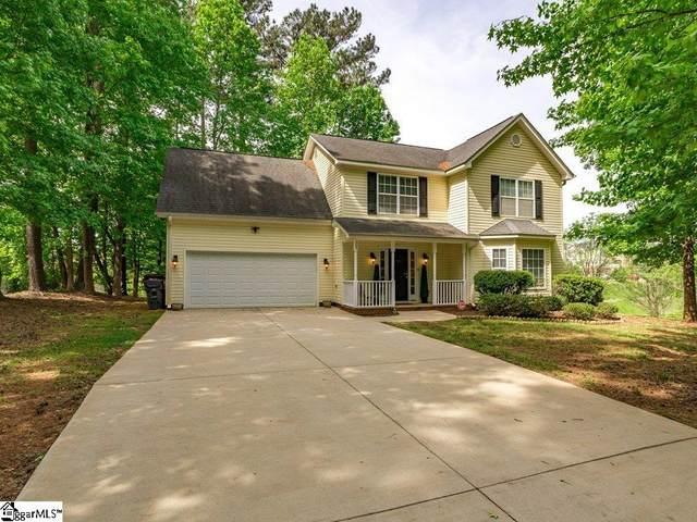 115 Holly Tree Circle, Duncan, SC 29334 (#1443298) :: Expert Real Estate Team