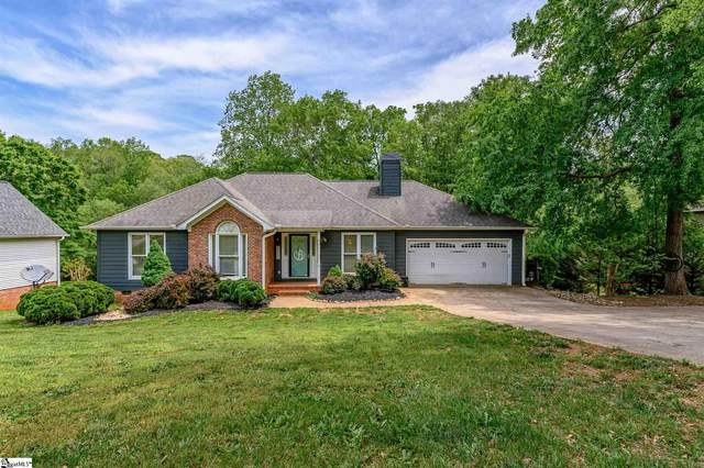 158 Woodcreek Drive, Spartanburg, SC 29303 (#1443299) :: Hamilton & Co. of Keller Williams Greenville Upstate