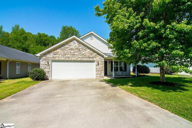 105 Rudolph Court, Anderson, SC 29625 (#1443330) :: The Haro Group of Keller Williams