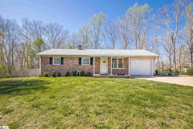 308 Kingswood Drive, Greenville, SC 29611 (#1443388) :: J. Michael Manley Team