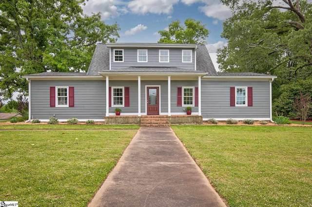 801 Ansel School Road, Greer, SC 29651 (#1443401) :: Hamilton & Co. of Keller Williams Greenville Upstate