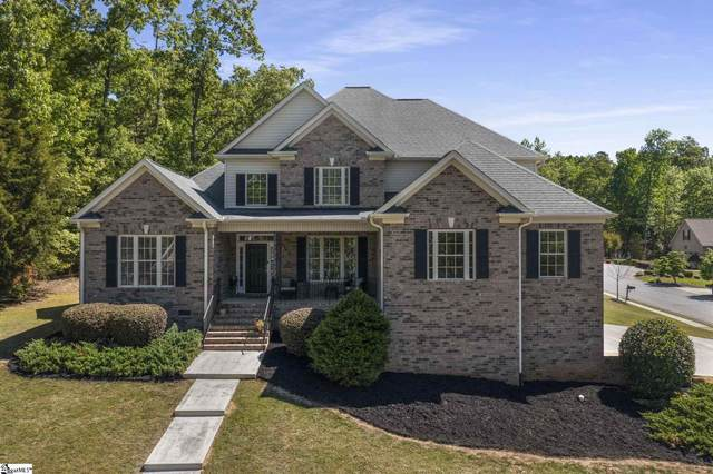 115 Crest Hill Drive, Fountain Inn, SC 29644 (#1443416) :: J. Michael Manley Team