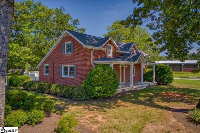 1130 Macedonia Church Road, Campobello, SC 29322 (#1443451) :: Hamilton & Co. of Keller Williams Greenville Upstate