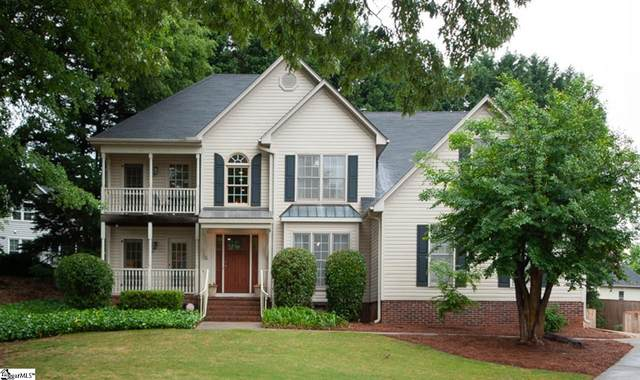 3 Greenpine Way, Greenville, SC 29607 (#1443461) :: The Haro Group of Keller Williams