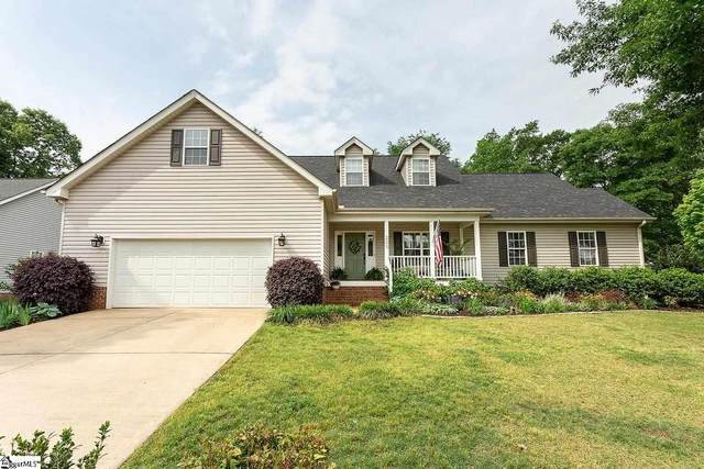 205 Hudders Creek Way, Simpsonville, SC 29680 (#1443481) :: J. Michael Manley Team