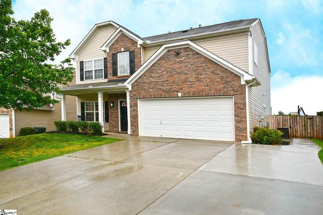 26 Meadowrise Lane, Simpsonville, SC 29681 (#1443482) :: J. Michael Manley Team