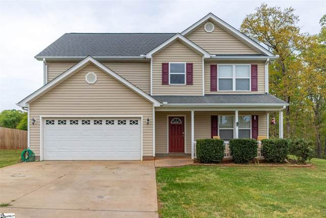 809 Looking Glass Court, Duncan, SC 29334 (#1443483) :: Hamilton & Co. of Keller Williams Greenville Upstate