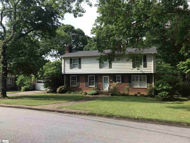 122 Rollingreen Road, Greenville, SC 29615 (#1443486) :: Modern