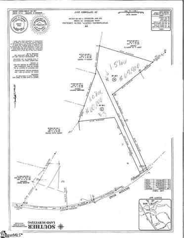 0000 Dickson Road, Campobello, SC 29322 (#1443492) :: Hamilton & Co. of Keller Williams Greenville Upstate