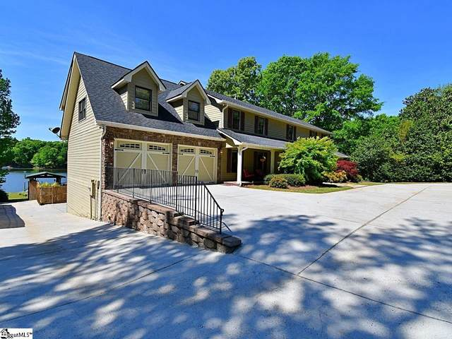 123 Greybridge Road, Pelzer, SC 29669 (#1443500) :: Parker Group