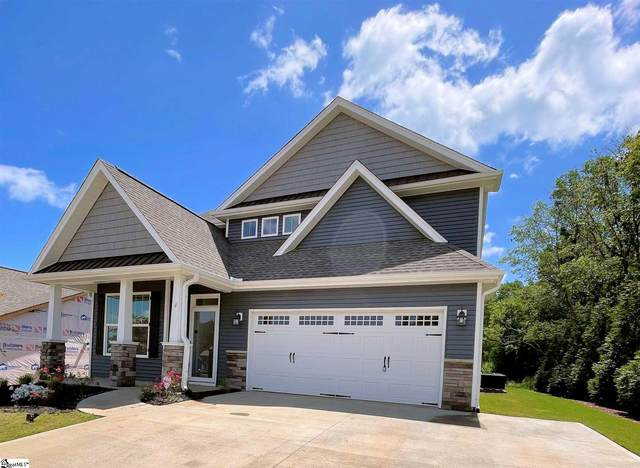 4 Forest Ridge Way, Greenville, SC 29617 (#1443505) :: Modern