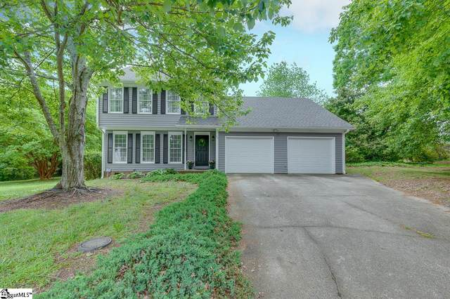 105 Glasgow Court, Greenville, SC 29607 (#1443507) :: Modern