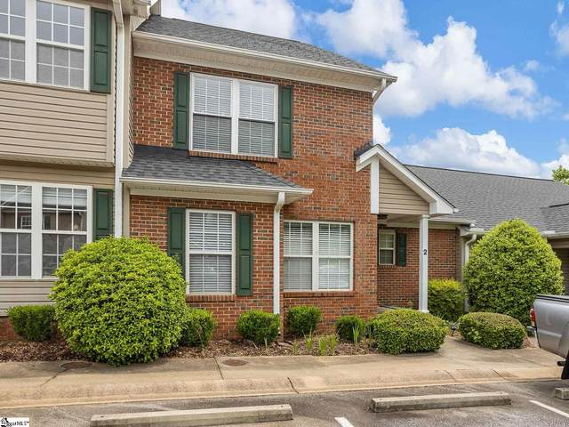 419 E Butler Road Unit2, Mauldin, SC 29662 (#1443511) :: The Haro Group of Keller Williams
