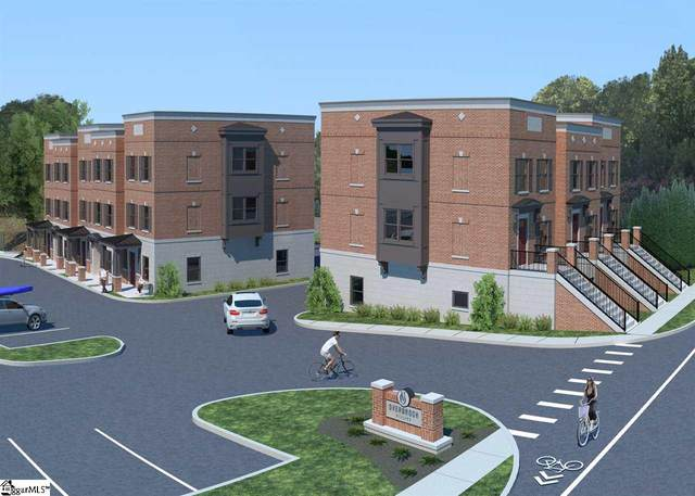 1503 E North Street A4, Greenville, SC 29607 (#1443533) :: J. Michael Manley Team
