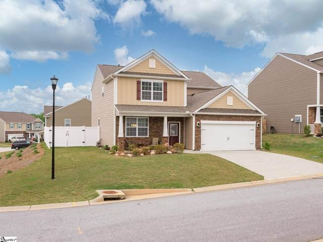 1101 Downing Bluff Drive, Simpsonville, SC 29681 (#1443549) :: J. Michael Manley Team