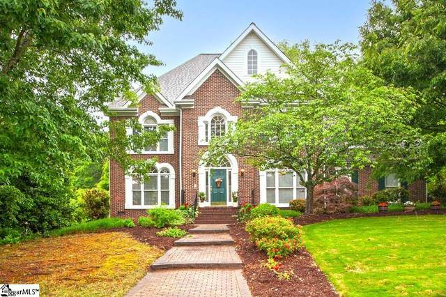 108 English Oak Drive, Simpsonville, SC 29681 (#1443558) :: Modern