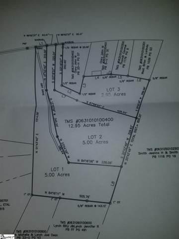 327 W Gap Creek Road, Greer, SC 29651 (#1443560) :: Modern