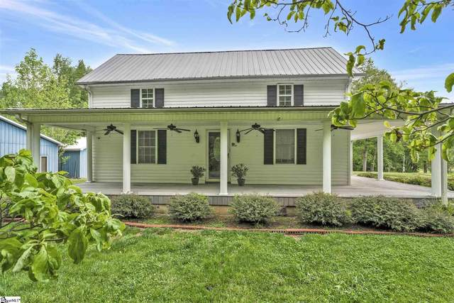 118 Chestnut Ridge Road, Marietta, SC 29661 (#1443581) :: Modern