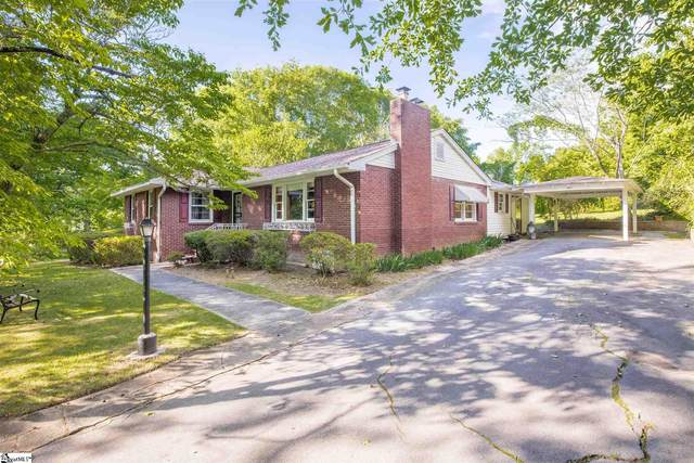 4 Timber Lane, Greenville, SC 29609 (#1443587) :: Modern