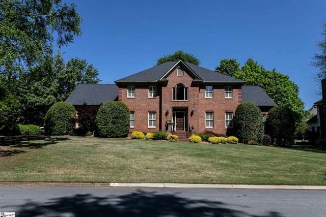 315 Scarborough Drive, Greer, SC 29650 (#1443604) :: The Haro Group of Keller Williams