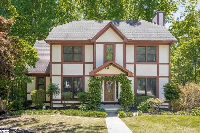 503 Foxhound Road, Simpsonville, SC 29680 (#1443658) :: Hamilton & Co. of Keller Williams Greenville Upstate