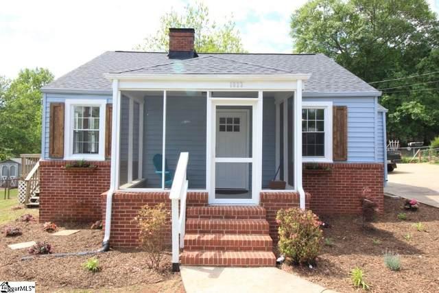 1023 N Franklin Road, Greenville, SC 29617 (#1443689) :: Parker Group