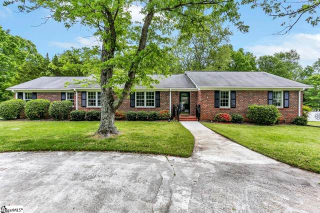 406 Lancelot Drive, Simpsonville, SC 29681 (#1443693) :: The Haro Group of Keller Williams