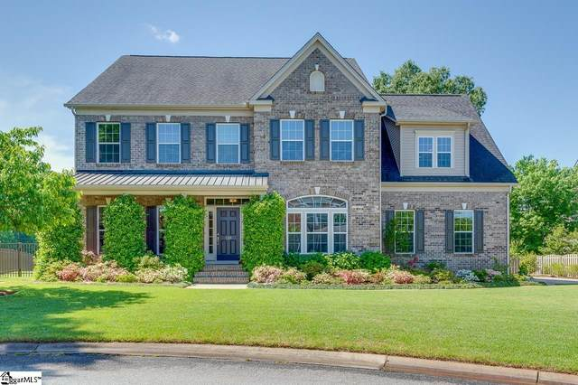 128 Cottonpatch Court, Greenville, SC 29607 (#1443695) :: The Haro Group of Keller Williams
