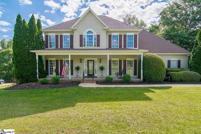 126 Chatim Ridge Court, Lyman, SC 29365 (#1443699) :: Hamilton & Co. of Keller Williams Greenville Upstate