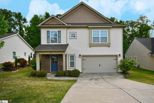 619 Fountainbrook Lane, Fountain Inn, SC 29644 (#1443702) :: Hamilton & Co. of Keller Williams Greenville Upstate