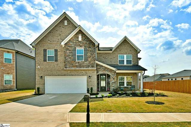 104 Quiet Creek Court, Simpsonville, SC 29681 (#1443704) :: J. Michael Manley Team