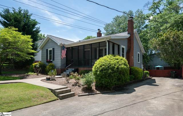 305 Pine Street, Greer, SC 29650 (#1443705) :: J. Michael Manley Team