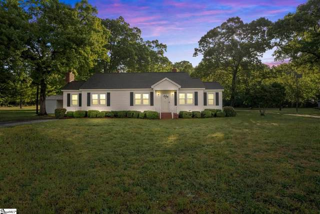 4471 Greenpond Road, Gray Court, SC 29645 (#1443715) :: J. Michael Manley Team