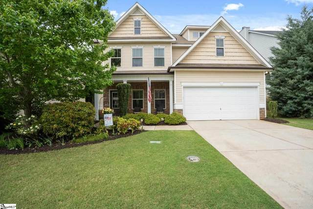 256 Meadow Blossom Way, Simpsonville, SC 29681 (#1443732) :: J. Michael Manley Team