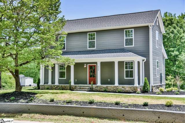 334 Old Rutherford Road, Taylors, SC 29687 (#1443734) :: J. Michael Manley Team