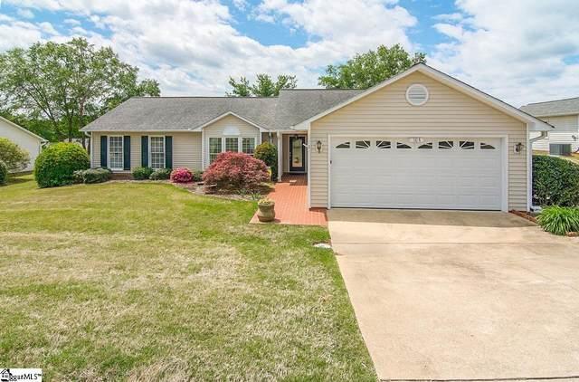 104 Summerside Drive, Greenville, SC 29615 (#1443762) :: Hamilton & Co. of Keller Williams Greenville Upstate