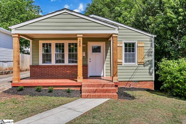 205 Bridwell Avenue, Greenville, SC 29607 (#1443765) :: The Haro Group of Keller Williams