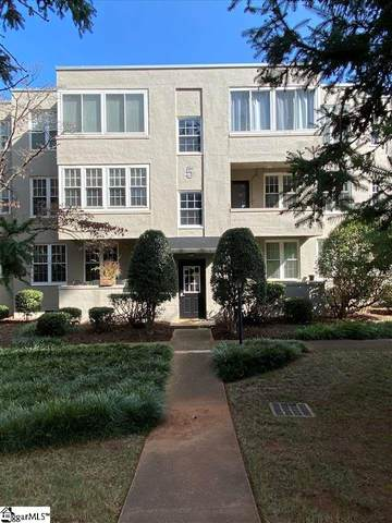 601 Cleveland 5F Street 5F, Greenville, SC 29601 (#1443770) :: The Haro Group of Keller Williams