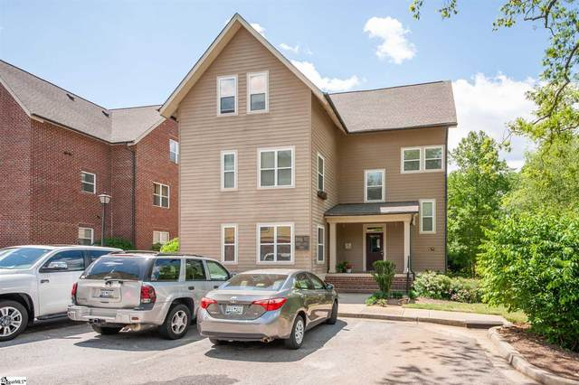 204 E Park Avenue Unit # 1201, Greenville, SC 29601 (#1443796) :: The Haro Group of Keller Williams