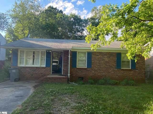 104 Wilson Street, Greenville, SC 29611 (#1443798) :: J. Michael Manley Team