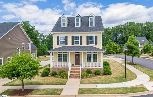 411 Algonquin Trail, Greenville, SC 29607 (#1443804) :: The Haro Group of Keller Williams