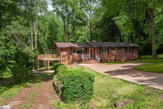 309 Club Drive, Travelers Rest, SC 29690 (#1443821) :: The Haro Group of Keller Williams