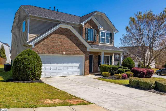 2 Byswick Court, Simpsonville, SC 29680 (#1443830) :: Parker Group