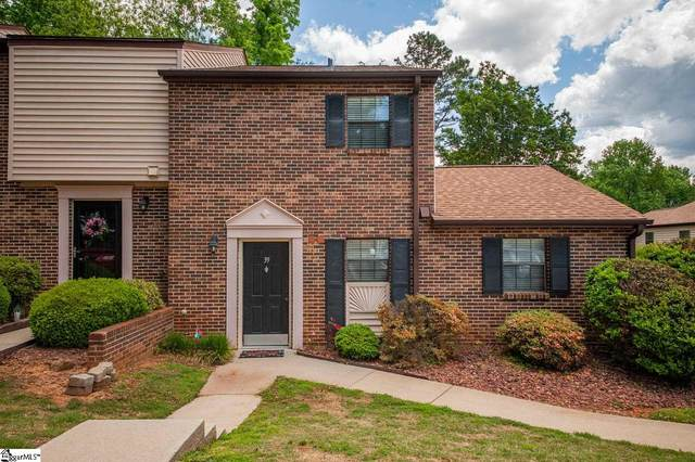 812 Reid School Road Unit 39, Taylors, SC 29687 (#1443841) :: The Toates Team
