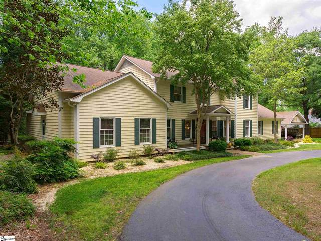 10 Four Mile Branch Lane, Spartanburg, SC 29302 (#1443854) :: Hamilton & Co. of Keller Williams Greenville Upstate