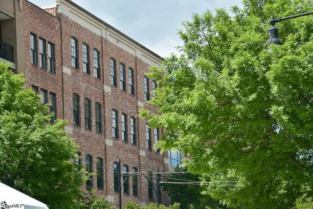 927 S Main Street Unit 309, Greenville, SC 29601 (#1443901) :: The Toates Team